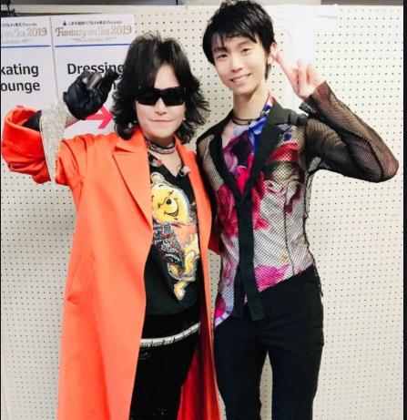 ゆづ&Toshi